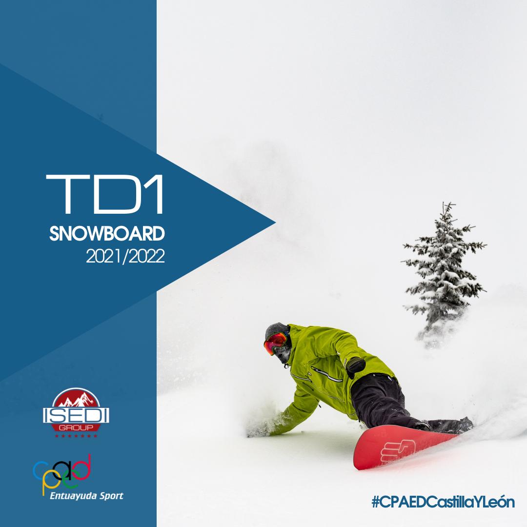 TD1 Esquí Alpino 2021/2022
