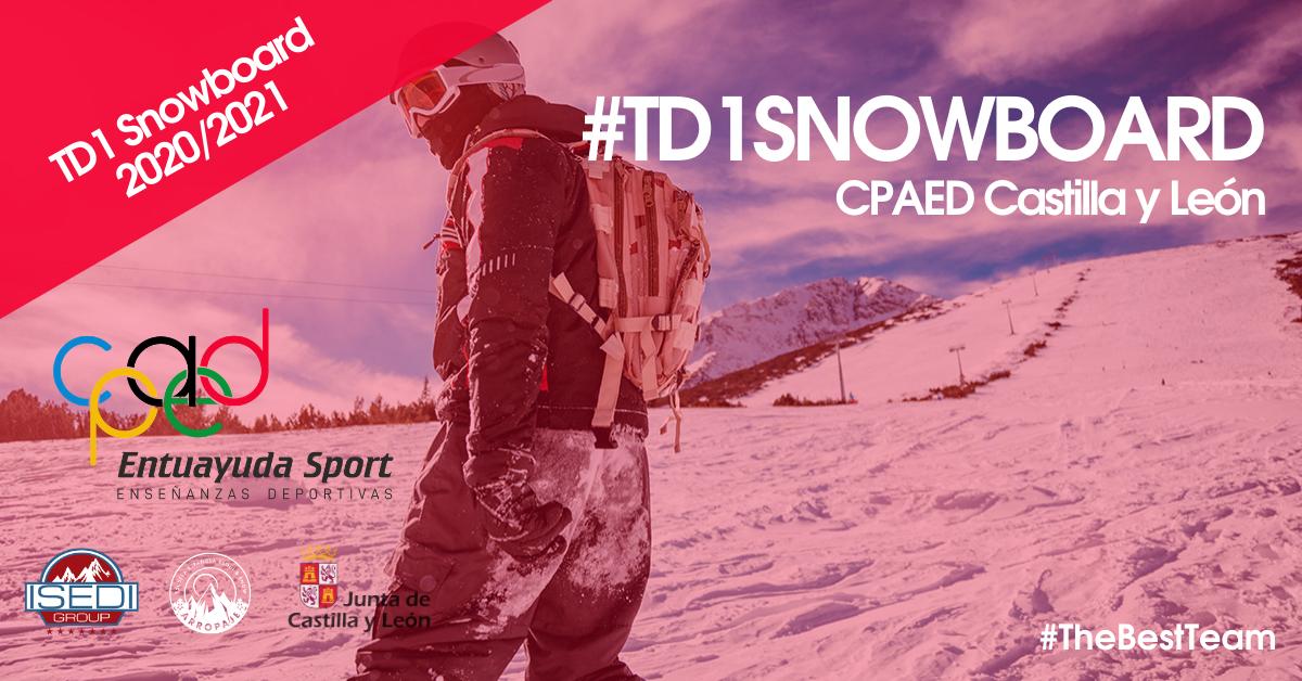 TD1 Snowboard 2020/2021