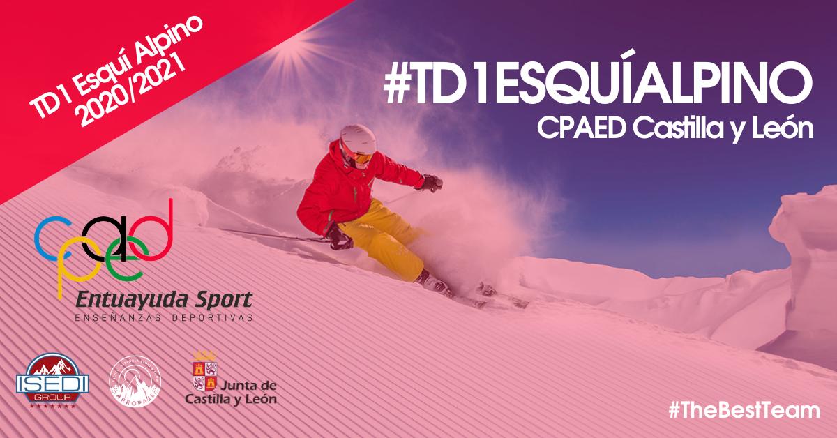TD1 Esquí Alpino 2020/2021