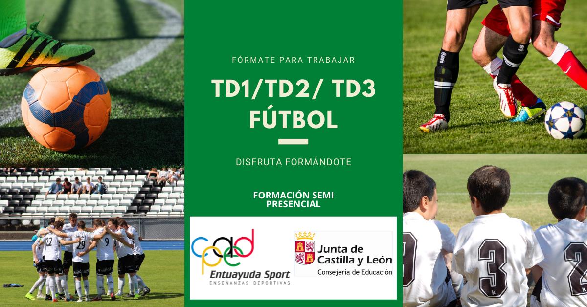 TD1/TD2/TD3 de futbol